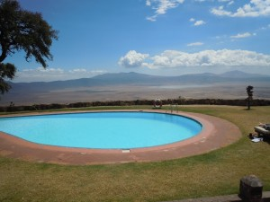 Sopa Lodge swimming pool
