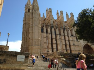2016-06-03 11.39.51 Cathedral in Majorca