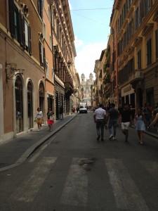 Rome 2 Street scene