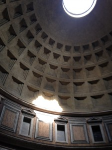 Rome 3 Pantheon inside shot 1