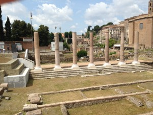 Rome 3 Roman Forum 1