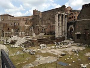 Rome 3 Roman Forum 6
