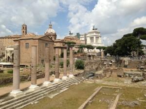 Rome 3 Roman forum 2