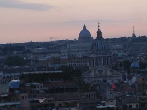 Rome St. Peter's Basilica from Imago