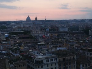 Rome St. Peters Dusk 2 better
